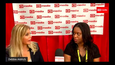 CDM At CPAC 2021: Debbie Aldrich With Patricia Rae Easley, Saving Chicago