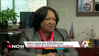 Urban League gets $300,000 grant - Video