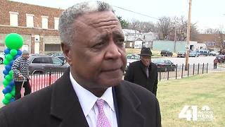 Jackson County Executive Frank White comments on Sheriff Mike Sharp's possible resignation - Video