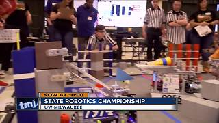 State Robotics Championship - Video