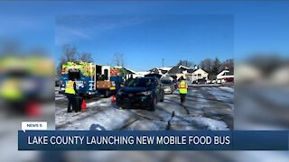 Laketran launches mobile food pantry to deliver fresh produce to Lake County seniors