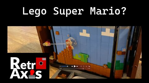 Reviewing the LEGO Nintendo NES