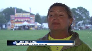People compete for the best in state ribs and sauce - Video