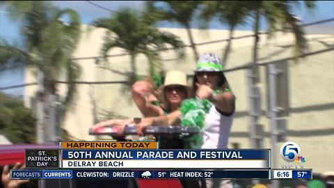 Rumors that Today's Delray's St. Patrick's Day Would Be The Last Are Untrue