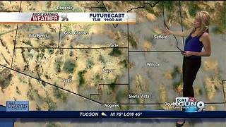 April's First Warning Weather March 6, 2018 - Video
