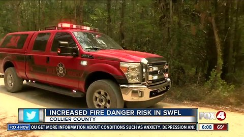 Fire officials: slow brushfire season could change quickly for the worse