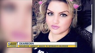 Sources: Arrest made in murder of Dearborn woman