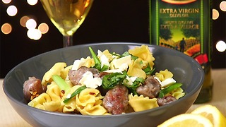 Sausage Tortellini Bowls - Video