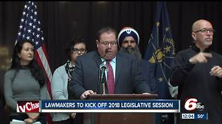 No hate crime law in Indiana leads to new call for legislation in 2018 - Video