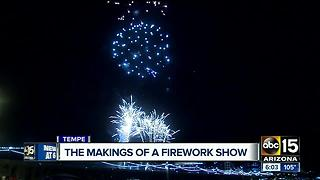 Tempe Town Lake preps for big 4th of July fireworks show - Video