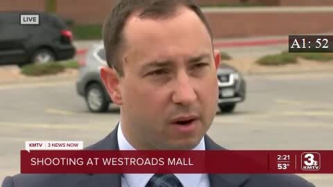 Police provide update on Westroads Mall shooting