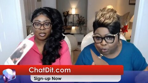 Diamond and Silk on live 10-08-2020