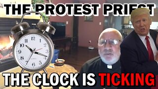 The Clock Is Ticking Away, He's Running Out of Time! | Fr. Imbarrato Live - Jan. 18th, 2021