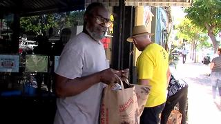 Single dad thankful for help from 'Special Delivery' - Video
