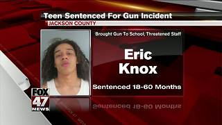 Teenager sentenced up to 5 years - Video