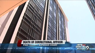 Corrections officer 'fatally injured' at Pima County Superior Court