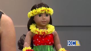 New American Girl doll: Nanea - Video