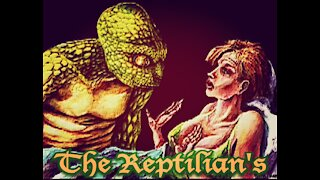 The REPTILIAN'S. Master's Of Manipulation