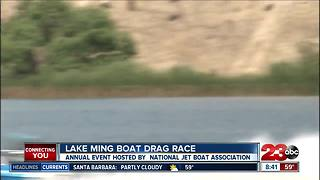 National Jet Boat Association hosts annual Lake Ming boat drag race