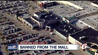 Teens say they were banned from Castleton Square Mall - Video
