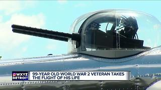 Veteran completes bucket list - Video