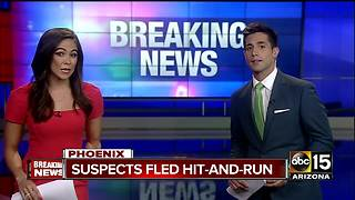 DPS: Man arrested after rollover crash in west Phoenix - Video