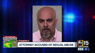 Phoenix lawyer faces allegations of sexual abuse
