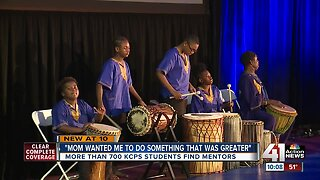 KCPS matches 700 students with community mentors