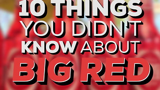 10 Things You Didn't Know About Big Red Soda