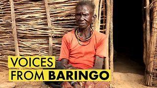 Kenyan Drought: 'Leaving us waiting for death' - Video