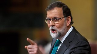 Spanish Prime Minister Faces No-Confidence Vote Friday - Video