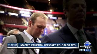 Rick Gates, indicted in Mueller probe, served on board of Colorado ID-theft company - Video