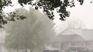 Severe Wind, Rain Slams Charlotte - Video