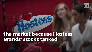 Under Obama Twinkies Tanked, Under Trump They're Giving Raises - Video