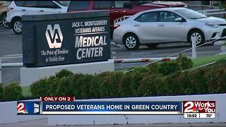 Muskogee a finalist for proposed veterans home ii