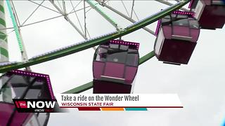 Ride the Wonder Wheel at the State Fair