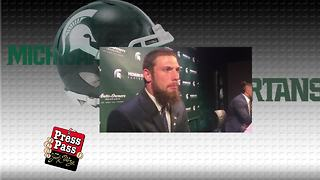 The Spartans powerful defense leads them to victory over Broncos! - Video