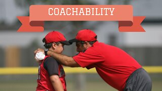 Being Coachable