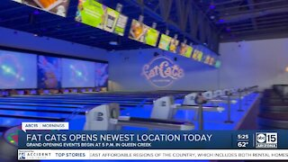 First look: FatCats opens its latest entertainment venue in Queen Creek