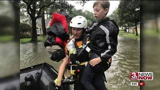 Hurricane Harvey: Nebraska Task Force 1 rescues victims - Video