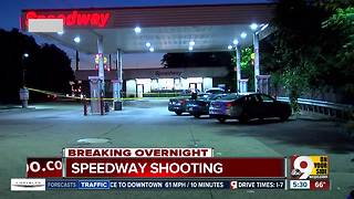 PD: Robbery suspect shoots 2 Speedway employees in Sedamsville - Video