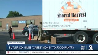 Food bank receives funding to keep serving area families