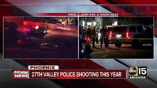 Phoenix police shoot and kill woman who allegedly fired an AR-15 style rifle
