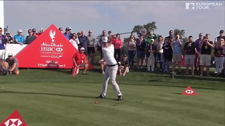 Watch 13-Year-Old Kid Show Up Professional Golfers