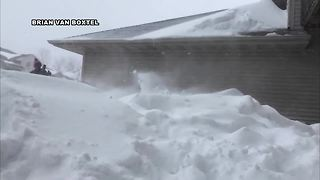 Best sights and sounds of April blizzard 2018
