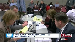 OPS budget advisory committee recommends cuts - Video