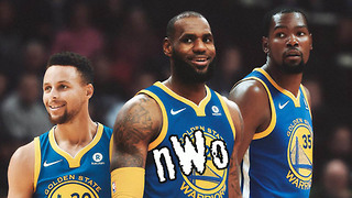 LeBron James Joining the Warriors is Now a SERIOUS Possibility - Video