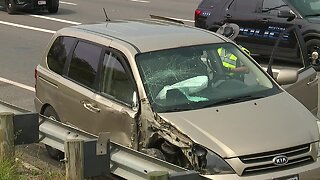 Allegedly impaired driver cited for crashing into Bratenahl police cruiser, injuring officer