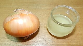 Clean Your Kidneys Completely Using Only Two Onions!