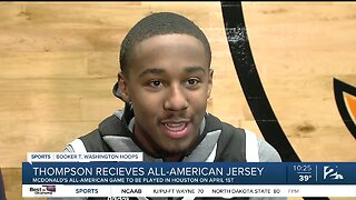 Bryce Thompson Honored as McDonald's All-American